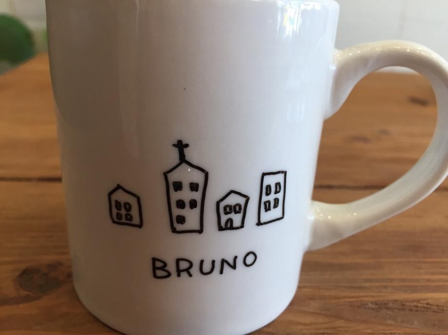 BRUNOロゴ